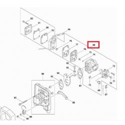 Carburateur pour souffleur Robin 5256013000