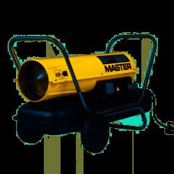 Master B150CED canon à chaleur