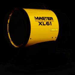 Master XL61 canon à chaleur