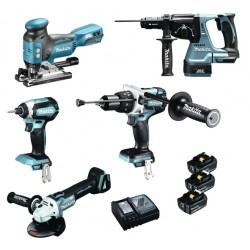 DLX5049TJ1 Makita SuperPack